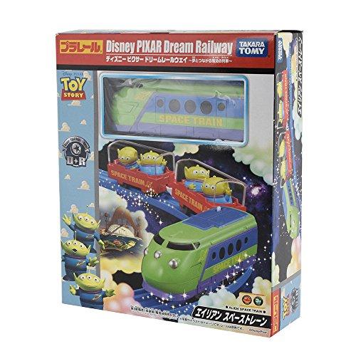 Tomy Disney Pixar Dream Railway alien space train