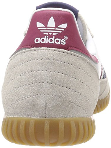 Adidas Heren Indoor Super Gymschoenen Veelkleurige (marcla / Indnob / Rubmis 000)