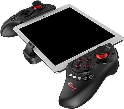 YYZLG Pg9023s - Mango telescópico Bluetooth con conexión Directa, multifunción, para Jugar con el Mando de Juegos para teléfonos móviles: Amazon.es: Hogar