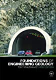 Foundations of Engineering Geology 3rd Edition