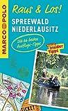 MARCO POLO Raus & Los! Spreewald, Niederlausitz: Das Package für unterwegs: Der Erlebnisführer mit großer Erlebniskarte