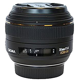 Sigma 30mm f/1.4 EX DC HSM Lens for Nikon Digital SLR Cameras (B0007U0H06)   Amazon price tracker / tracking, Amazon price history charts, Amazon price watches, Amazon price drop alerts