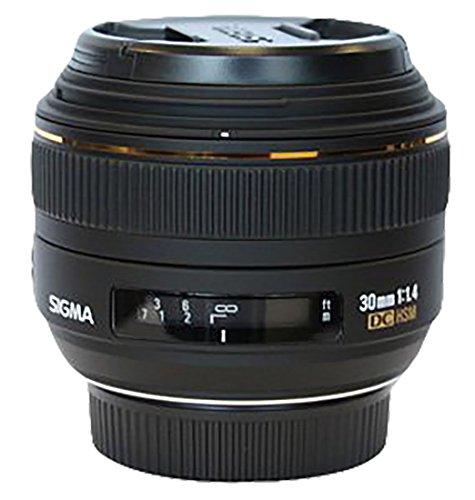 Sigma 30mm f/1.4 EX DC HSM Lens for Nikon Digital SLR Cameras