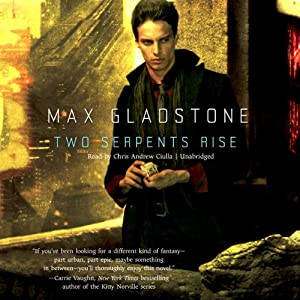 Two Serpents Rise Audiobook