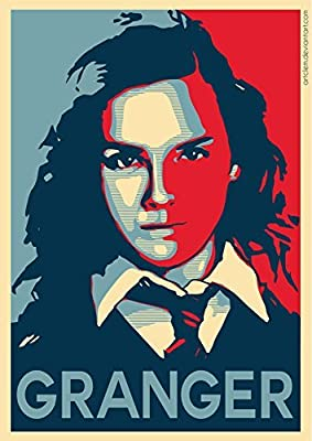Hermione Granger for president Poster Paper Print(18 inch X 12 inch, Rolled) By A-ONE POSTERS