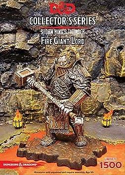 Gale Force Nine GF971053 DundD Storm Kings Thunder: Fire Giant Lord - Juego de Cartas: Amazon.es: Juguetes y juegos