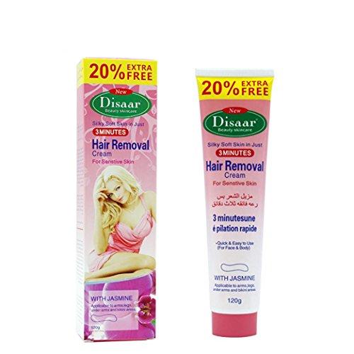 Hair removal Cream,NOMENI Fast Hair Removal Cream Painless Depilatory For Body Leg Armpit Unisex (A)