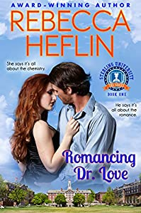 Romancing Dr. Love by Rebecca Heflin ebook deal
