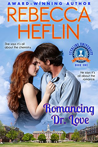 Romancing Dr. Love by Rebecca Heflin ebook deal