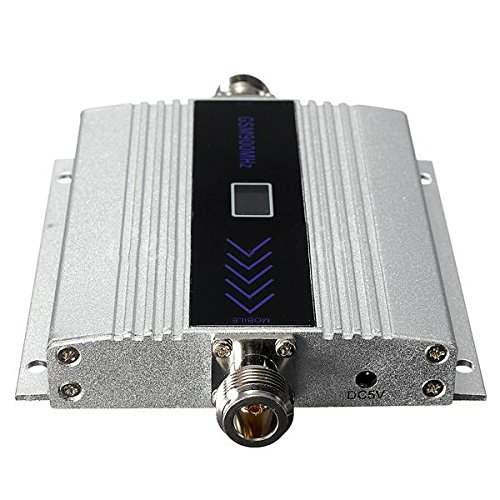 GSM 900MHZ Mini LCD Signal Repeater Mobile Signal Booster Amplifier (Gsm Cellular Carriers)
