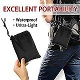 TOPtoper Reflective Waterproof Backpack Rain Cover,...