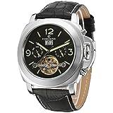 Forsining Men's Automatic Calendar Wrist Watch FSG005M3S2