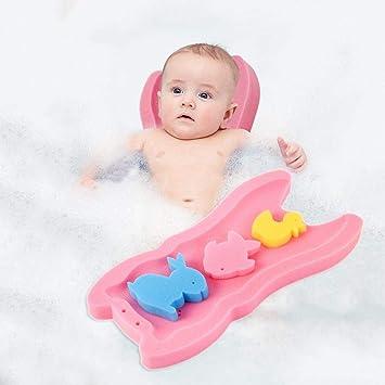 Per Asientos de Bañera para Bebés Cojines Antideslizantes de ...