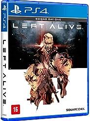 Left Alive Edição Day One - PlayStation 4