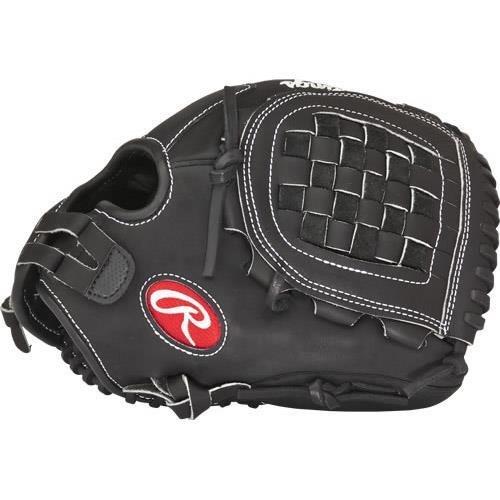 Rawlings Heart of The Hide Softball Glove, Regular, Basket-Web, Custom Fit, 12 Inch ()