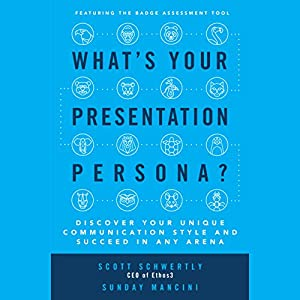What's Your Presentation Persona? (Hörbuch Download
