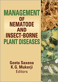 Management of Nematode and Insect-Borne Diseases (Crop Science)