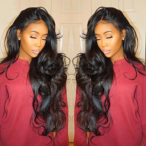 Euone  Wig Clearance Sale , Curly Wig Glueless Full Lace Wigs Black Women Indian Remy Human Hair Lace Front
