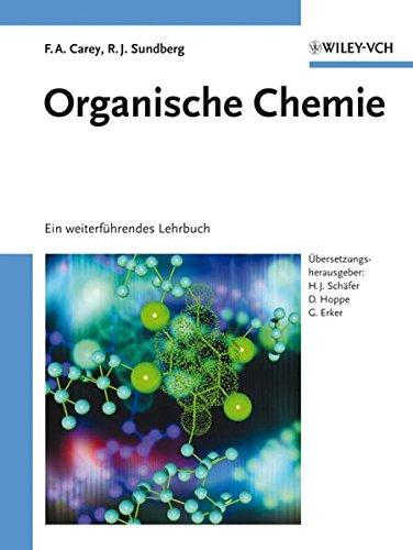 Organische Chemie: Ein weiterführendes Lehrbuch