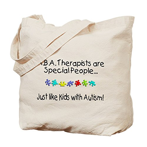 CafePress - ABA Therapists Are Special People, Just Like Kids - Tote Bag by CafePress
