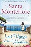 Front cover for the book Last Voyage of the Valentina by Santa Montefiore