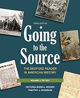 Amazon give me liberty an american history vol 1 1 going to the source the bedford reader in american history fandeluxe Images