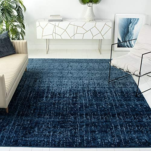 Safavieh Retro Collection RET2770 Modern Abstract Non-Shedding Stain Resistant Living Room Bedroom Area Rug