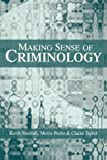 img - for Making Sense of Criminology by Keith Soothill (2002-09-27) book / textbook / text book