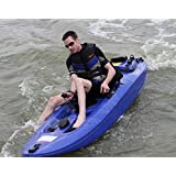 4 Stroke Engines Gasoline Powered Jet Kayak Motorized Canoe Shipped by Air 55 Km/h Professional high tech Exhaust System.