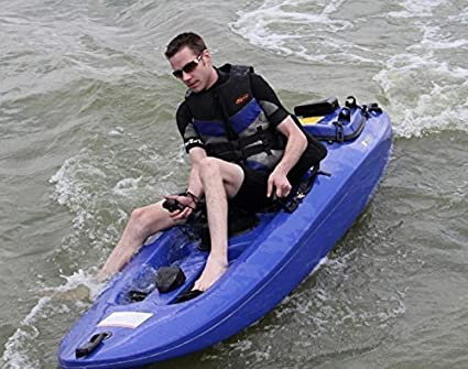 Amazon com : 4 Stroke Engines Gasoline Powered Jet Kayak Motorized