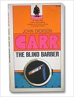 Book The Blind Barber