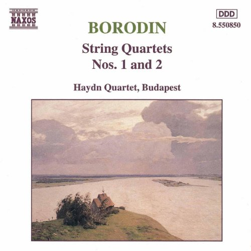 Borodin: String Quartets Nos. 1 and 2 (Best String Quartet Music)