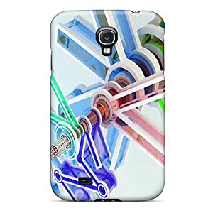 Forever Collectibles Design 9 Hard Snap-on Galaxy S4 Case