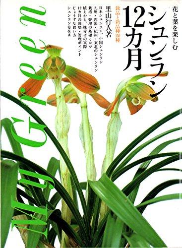Cymbidium Leaf - Cymbidium 12 months - to enjoy the flowers and leaves (My Green 29) ISBN: 4079315899 (1985) [Japanese Import]