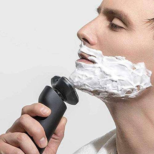 Xiaomi Mijia - Afeitadora eléctrica con 3 cabezales Flex afeitado húmedo en seco lavable para hombres: Amazon.es: Salud y cuidado personal