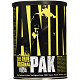 Animal Pak Multivitamin - Sports Nutrition Vitamins with Amino Acids, Antioxidants, Digestive Enzymes, Performance Complex - For Athletes and Bodybuilders - Immune Support, Recovery - 30 Paks