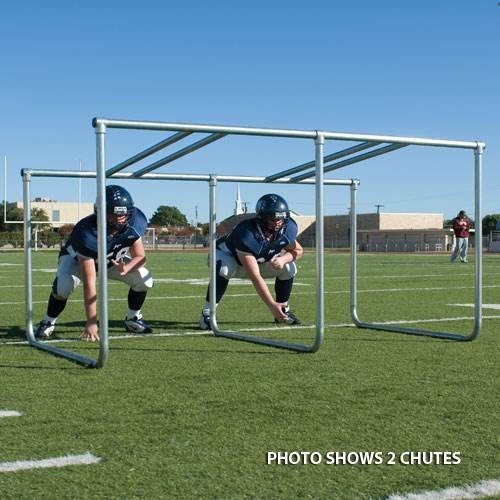 Athletic Connection Single Collegiate Lineman Chute