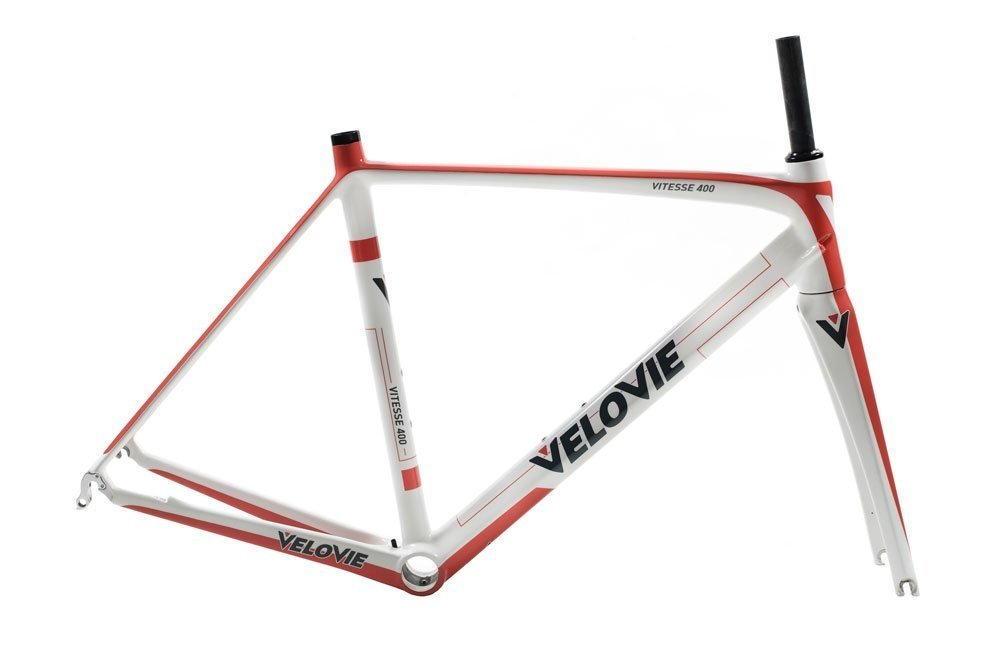 VeloVie Vitesse 400 Carbon Axis Road Bicycle Frame and Fork Set