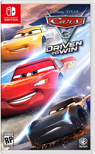 Warner Bros Cars 3 The Videogame Nintendo Switch