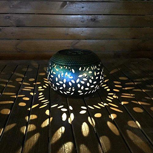 Outdoor Garden Lantern Lights in Florida - 5