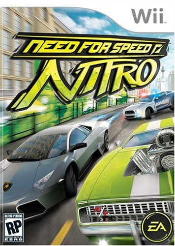 Need for Speed: (Cop Games For Wii)