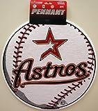 Houston Astros Die Cut Baseball Pennant