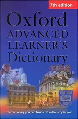 Book Oxford Advanced Learner's Dictionary, Seventh Edition: with Compass CD-ROM by A. S. Hornby (2005-02-24)