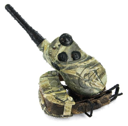SportDOG WetlandHunter 1825 Electronic Dog Training Collar, SD-1825CAMO, My Pet Supplies