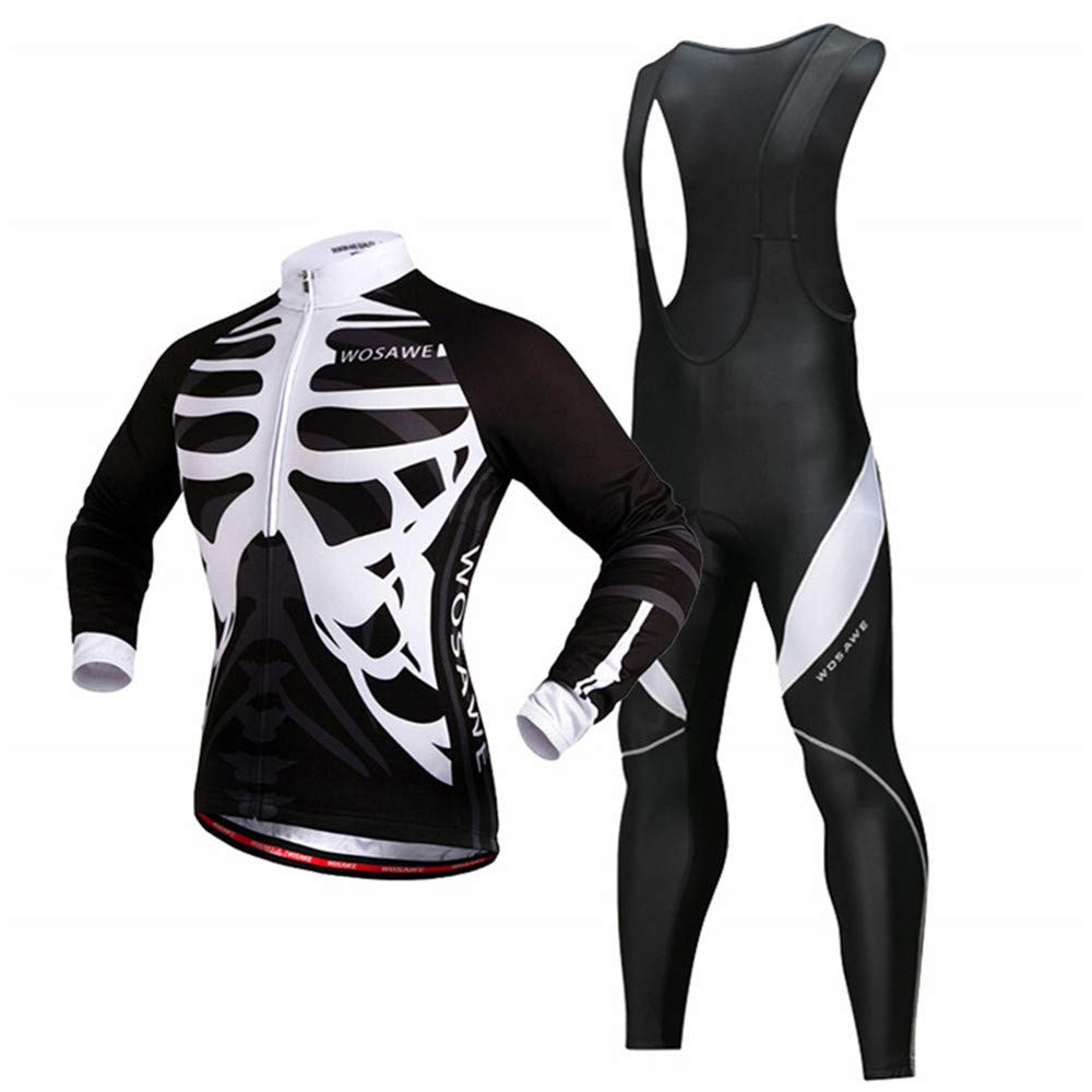 5c72ac5fc WOSAWE Men Cycling Suits