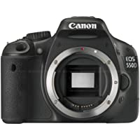 Canon EOS 550D (European EOS Rebel T2i) 18 MP CMOS APS-C...