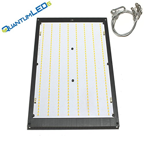 - Quantum LEDs 304 Board w/Attached Heatsink for Horticulture Lighting in 2700k,4000k,5000k (5000k)