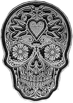 Pins badges tête de mort 8