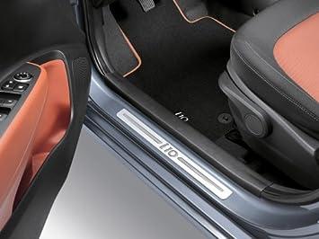 Amazon.es: Genuine Hyundai i10 A partir de 2014 - entrada guardias/ embellecedores de e84500 X 000