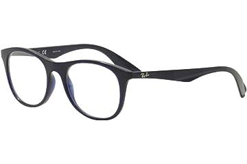65321191d5 Amazon.com  Ray-Ban Men s RX5283 Eyeglasses Top Havana Brown Horn ...